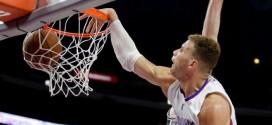Top 10: Blake Griffin punit Aron Baynes