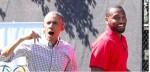 Brack Obama et John Wall