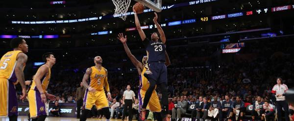 Les Pelicans gardent espoir en dominant les Lakers