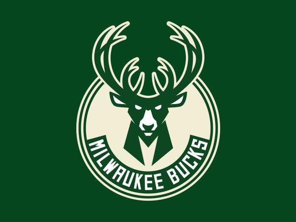 Logo Bucks Milwaukee