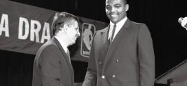 Quand Charles Barkley a pris 9 kilos en 48h pour ne pas être drafté par les Sixers