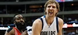 Playoffs: les Mavs ont une préférence pour affronter les Rockets plutôt que les Grizzlies
