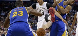 Draymond Green: Anthony Davis n'a pas de « go-to-move »