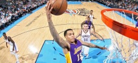 Les Lakers coupent Steve Nash et signent Jabari Brown