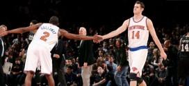 Les Knicks veulent gâcher la saisondes autres équipes