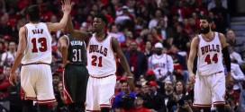 Jimmy Butler confirme et montre la voie pour les Bulls