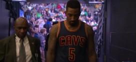 Jr Smith extrêmement nerveux dans l'attente de la décision de la ligue
