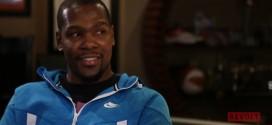 Kevin Durant motivé par le fait de voir LeBron James et Stephen Curry en découdre pour le titre