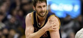 Kevin Love out pour le second tour des playoffs !