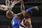 Kevin Seraphin dunk