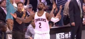 Les highlights de Kyrie Irving (30 points) et LeBron James (20 points)