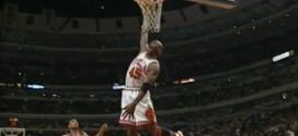 Top 10 de la semaine du 22/04/1995: Michael Jordan numéro 1