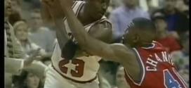 Il y a 18 ans Michael Jordan plantait 55 aux Bullets en playoffs