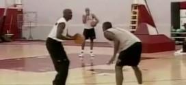 Quand Michael Jordan venait donner la leçon à Corey Benjamin lorsde sa seconde retraite