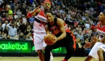 Paul Pierce et DeMar Derozan