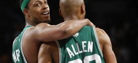 Paul Pierce: C'était une relation bizarre avec Ray Allen