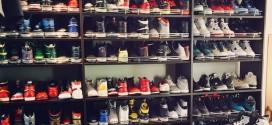 Kicks: Ray Allen présente sa collection de Jordans