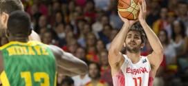 Ricky Rubio incertain pour l'Eurobasket