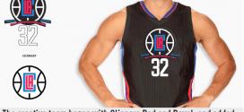 Un nouveau maillot et logo pour les Clippers ?