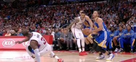 Top 5: Steph Curry brise les genoux de Chris Paul; Chalmers longue distance
