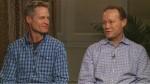 Steve Kerr et Mike Budenholzer
