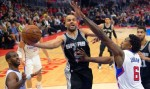 Tony Parker Spurs Clippers