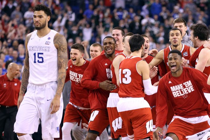Wisconsin et Kentucky