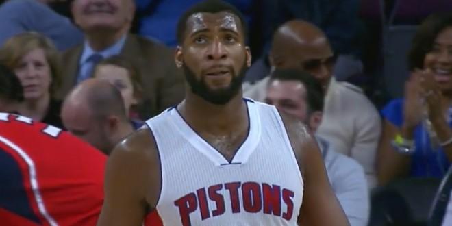 Andre Drummond mène les Pistons face à des Hawks prévoyants
