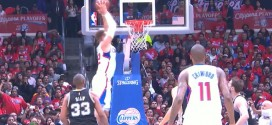 Jamal Crawford lance Blake Griffin pour un superbe alley oop