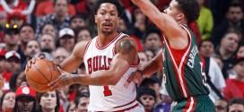 Un duo Derrick Rose – Jimmy Butler à 48 pts et une première victoire pour Chicago