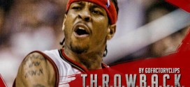 Il y a 12 ans Allen Iverson plantait 55 points aux Hornets en playoffs