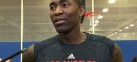 Jamal Crawford : « J'étais rouillé »