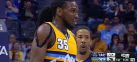 Les highlights de Kenneth Faried: 30 points à 12/14