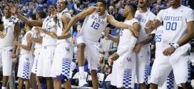 Sept joueurs de Kentucky à la draft !