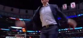 [Vidéo] L'hilarante demande de temps-mort de Jason Kidd à Joey Crawford