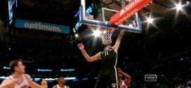 Le game winner de Brook Lopez à New York