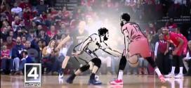 Le top 10 de la saison NBA en version animée par ESPN