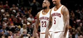 Les highlights de Jr Smith (28pts) et du triple-double de LeBron James (21 pts, 11 rbds, 10 pds)