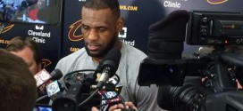 LeBron James : « On ne regardera pas les Celtics de haut »