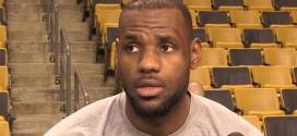 LeBron James : « Peu importe comment, en playoffs, il faut gagner »