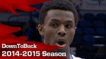 Les highlights d'Andrew Wiggins face aux Raptors: 25 points et 5 passes