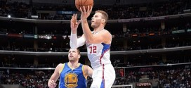 Les highlights de Blake Griffin face aux Warriors: 40 pts, 12 rebonds et 5 passes