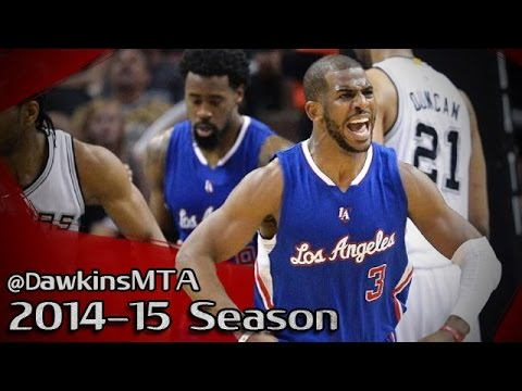 Les highlights de Chris Paul (34 pts et asts) et Kawhi Leonard (26 pts)