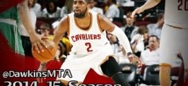 Les highlights de Kyrie Irving face aux Celtics: 26 points et 6 passes