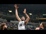 Les highlights de Marc Gasol au game 5: 26 points et 14 rebonds