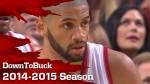Les highlights de Nicolas Batum face aux Clippers: 21 points à 5/7 à 3-pts