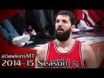 Les highlights de Nikola Mirotic face aux Nets: 26 points en 24 minutes