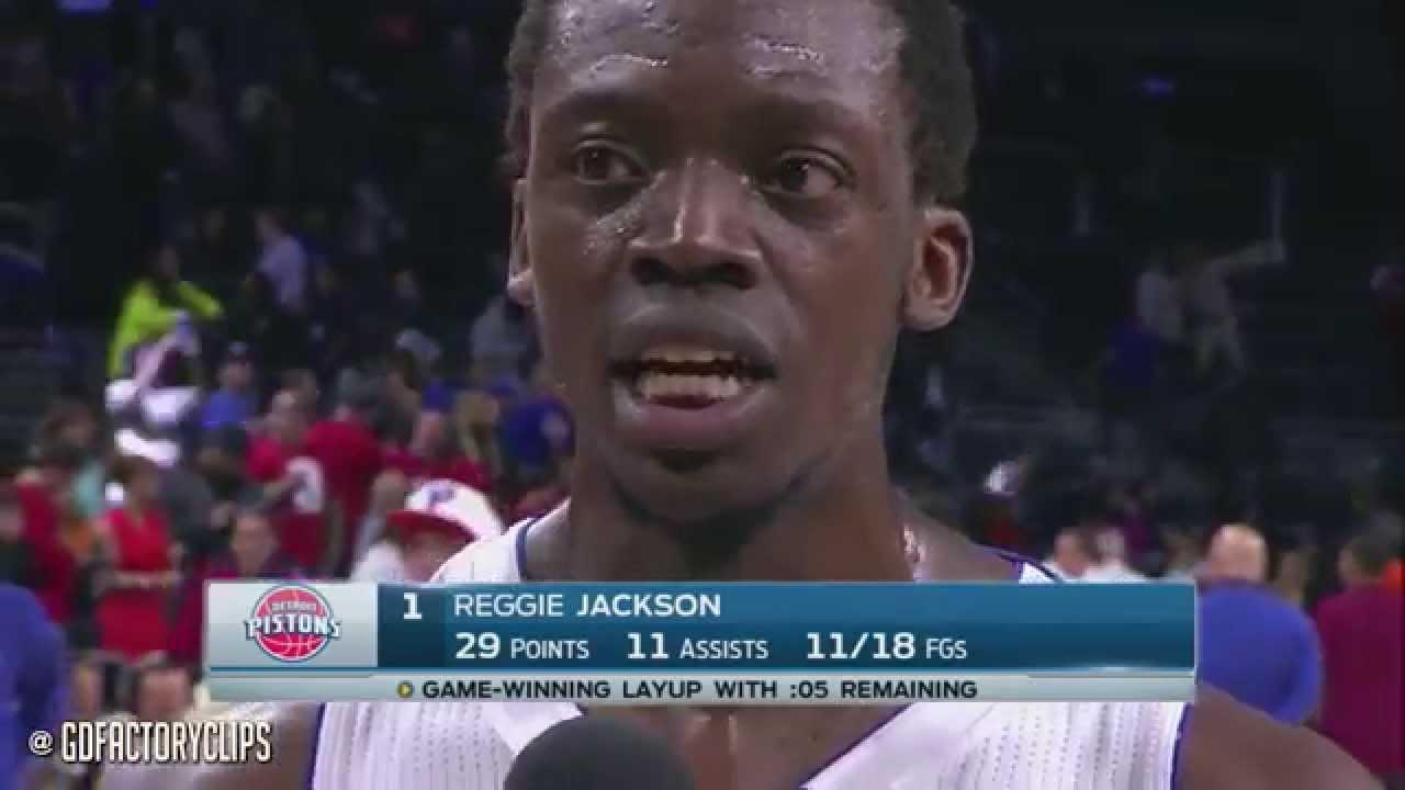 Les highlights de Reggie Jackson: 29 points, 11 passes et le game winner
