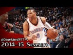 Les highlights de Russell Westbrook face aux Blazers: 36 points, 11 rebonds et 7 passes