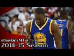 Les highlights du duo Draymond Green (22 pts, 10 rebds, 8 asts) – Klay Thompson (25 pts)